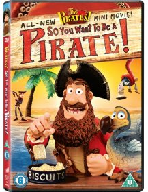 Кто хочет стать Пиратом? / The Pirates! So You Want To Be A Pirate! (2012) DVDRip