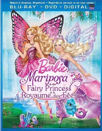 Barbie: Марипоса и Принцесса-фея / Barbie Mariposa and the Fairy Princess (2013)