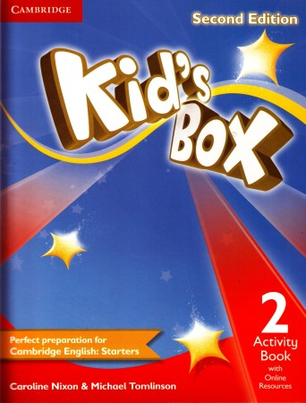 Kid's box. Aktivity Book 2